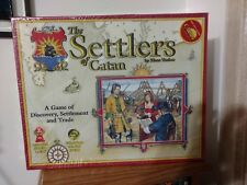 The Settlers of Catan Board Game, #483, Mayfair Games, 2003, NEW