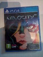 velocity critical mass edition ps4 playstation 4 neuf