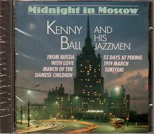 KENNY BALL AND HIS JAZZMEN : MIDNIGHT IN MOSCOW / CD - NEU