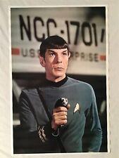 Mr. Spock 1976 Poster Star Trek Leonard Nimoy