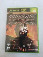 Ninja Gaiden Black (Microsoft Xbox, 2005) New Factory Sealed Free Fast Shipping