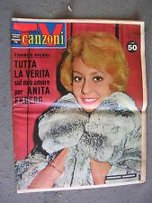 TV SORRISI e CANZONI # 48 - 26 NOVEMBRE 1961 - ANNAMARIA GAMBINERI-ENITA EKBERG