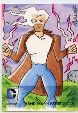 """DC Comics """"The New 52"""" Sketch card by Isaiah Mcallister"""