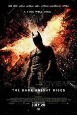 THE DARK KNIGHT RISES MOVIE POSTER FILM A4 A3 ART PRINT CINEMA
