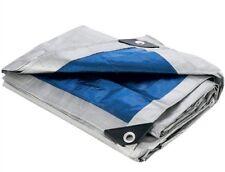 Plata Toldo 3.7m X 4.9m Multi Propósito/Impermeable/Robusto Dobladillos / Tear &