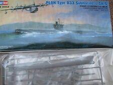 HobbyBoss 83515 1/350 PLAN Type 033 Submarine & SH-5 float plane 1:350