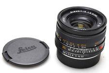 Leica Elmarit-R 35mm F2.8 E55 LIKE NEW / NEUWERTIG