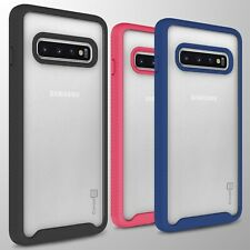 For Samsung Galaxy S10 Plus Case Full Body Slim Fit Hard Protective Phone Cover
