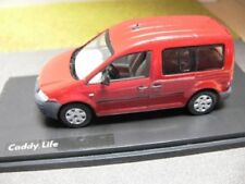 1/43 NEO VW Caddy Life rot