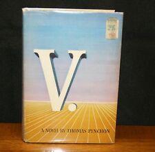 Thomas Pynchon - V. - 1963 Lippincott 1st Edition in Dust Jacket