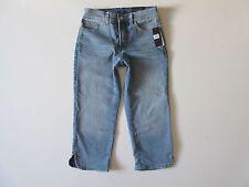 NWT Not Your Daughter's Jeans NYDJ Ariel Crop in Manhattan Beach Stretch Capri 2