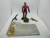 GI Joe 1988  Figure V1   Voltar   ''Destro's General'' Complete