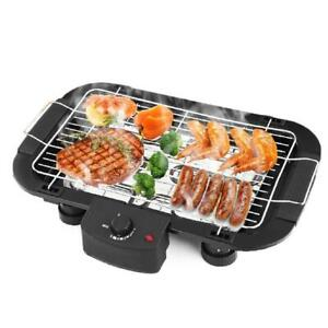 Smokeless Electric Indoor Barbecue Grill, 2000w