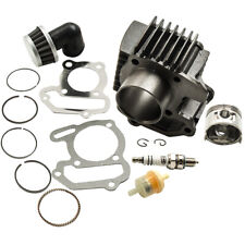 Moto 4 Cylinder Head Piston Rings Gasket Spark Plug Air Filter for Yamaha YFM80