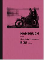 BMW R 35 Bedienungsanleitung Betriebsanleitung Handbuch R35 Owners User Manual