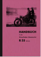 BMW R 35 Bedienungsanleitung Betriebsanleitung Handbuch R35 Owner's User Manual