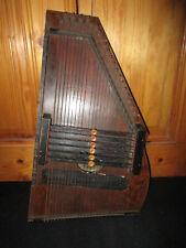 Zither Auto Harp antik  Lindemann´s Konzertzither