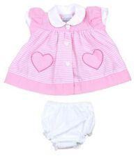 Robes rose pour fille de 0 à 24 mois