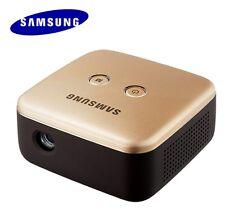 [Samsung] Gold Smart S Beam Portable Mini Projector SSB-10DLFF08, TI DLP LED