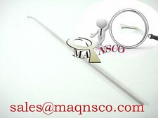 Rhoton Style Micro Ball Dissector 4mm 45 degree style #18 By MAQNSCO