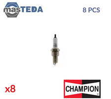 8x CHAMPION ENGINE SPARK PLUG SET PLUGS CET8 P NEW OE REPLACEMENT