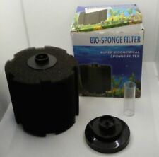 Bio-Sponge Aquarium Filter Super Biochemical Sponge Filter