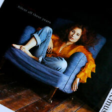 "BEAUTIFUL TORI AMOS SILENT ALL THESE YEARS 7"" VINYL 1991 ORIGINAL ME MY GUN RARE"