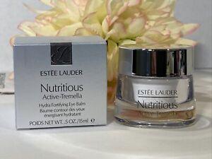 Estee Lauder Nutritious Active-Tremella hydra fortifying eye balm .5 oz NIB