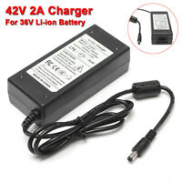 42V 2A Charger For 36V Li-ion Lithium Battery Two-Wheel Self-Balanced Vehicle