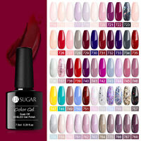 UR SUGAR 7.5ml Nagel Gellack Holografisch Glitter Sequins Soak Off Gel Polish