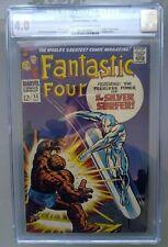 Fantastic Four #55 CGC 4.0 1966 VG