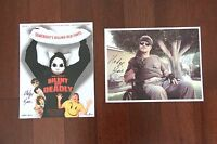 MARTIN HODGE KOVE SIGNED SILENT BUT DEADLY MOVIE PHOTO AUTO LOT KARATE KID RAMBO