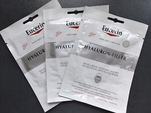 Eucerin Hyaluron-Filler Intensiv-Maske 3Stk