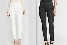 Size 6, 8 Guess MARCIANO lightweight  PANTS MACADAMIA AND JET BLACK, P21B0600000
