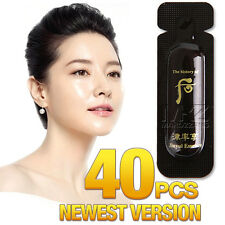 The history of Whoo Jinyul Essence 40pcs 40ml Anti-Aging Korean Cosmetics Newest
