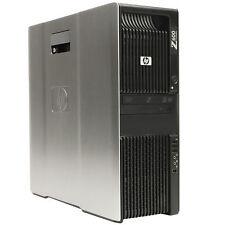 HP Z600 Workstation Dual Xeon X5670 2.93Ghz 16GB RAM 2x 500GB HDD Win 10 Pro