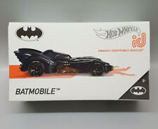 Hot Wheels - ID - Batmobile - FXB28 - Batman - Spectraflame black - NEU 2019 !