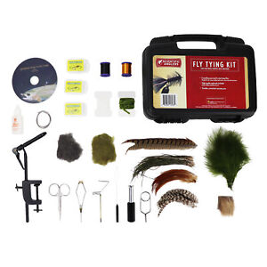 Scientific Anglers Deluxe Fly Tying Kit 135832