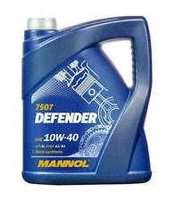 Mannol Defender MN7507-5 10W40 Semi Synthetic Motor Engine Oil (5L)