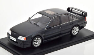 1:24 Hachette Opel Collection Opel Omega Evolution 500 1991 anthracit