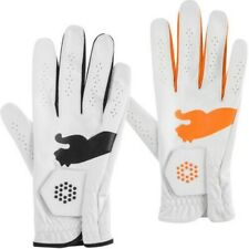 Puma all Weather Golf Glove Men's Golf Gloves Right Hand 908139 White New