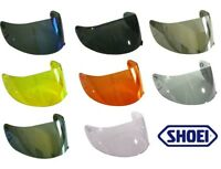 Shoei Genuine CWR-1 NXR Motorcycle Helmet Tinted Race Visor - Choice Of Colours