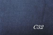Mole Peau Bleu Royal Mélange de Coton Super Doux Qualité Premium