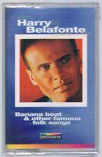 HARRY BELAFONTE BANANA BOAT & OTHER ...ORIZZONTE MC K7 MUSICASSETTA SIGILLATA!!!