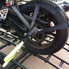 Tyre Fixing Zurrgurt Für Motorrad Spanngurt Transport Befestigungsband Schwarz