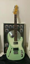 2007-11 Fender Pawn Shop '72 Surf Green Electric Guitar Made in Japan Amazing