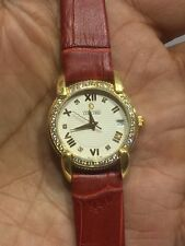 Concord Impresario 18K Yellow Gold Watch Diamond Bezel model#51-E1-262