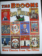 BROONS / OOR WULLIE MORE CLASSICS FROM THE FIFTIES 50 59 1ST HB DJ 2003 VGC