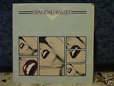 SPANDAU BALLET -SHE LOVED LIKE DIAMOND-MAI SUONATO UK