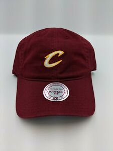 Mitchell And Ness Cleveland Cavaliers Dad Hat Brand New